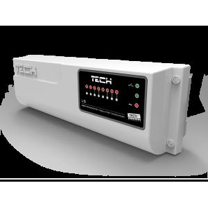 Przewodowy sterownik/listwa zaworów termostatycznych