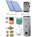 Zestaw solarny WEBER SOL ECO 2/250 z zasobnikiem 250 l.