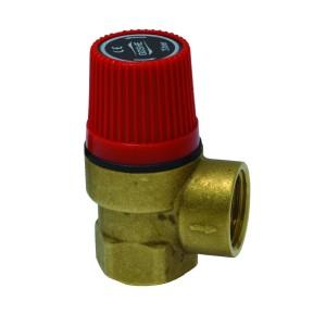 """Pojistný ventil 1,5bar 1/2"""""""
