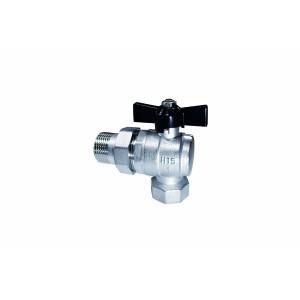 """Kulový ventil rohový 3/4"""" spůlšroubením"""