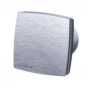 Wentylator domowy VENTS LDA szczotkowane aluminium
