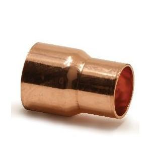 Redukční nátrubek CU pro pájení 22x15mm