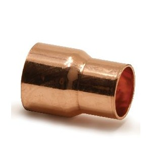 Redukční nátrubek CU pro pájení 28x18mm