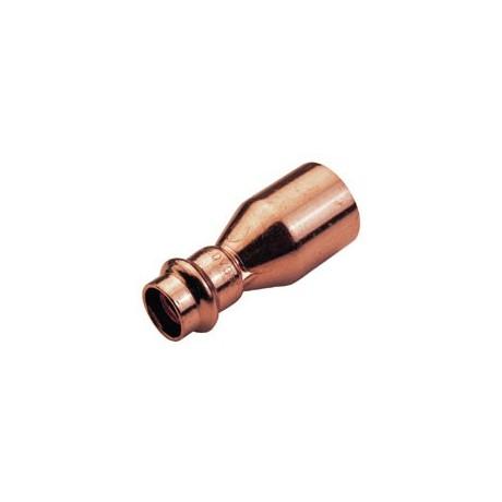 Łuk 1k 15mm 90st. CU zacisk