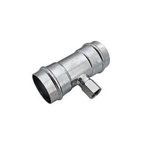 "Trójnik red. 28x1""x28mm GW zacisk-carbon"
