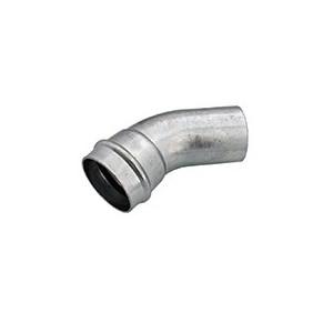 Łuk 1k 22mm 45st. zacisk-carbon