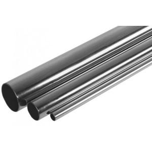 Rura stal węglowa 28mm zacisk-carbon