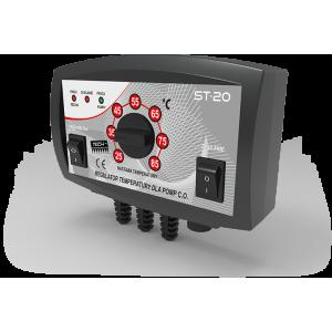 Контроллер ST-20 для насоса ЦО