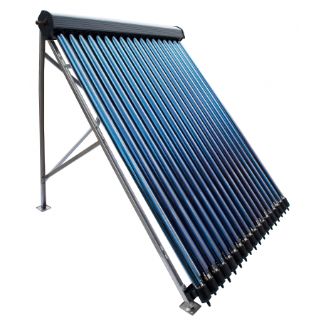 Solární kolektor vakuový trubicový HP 22 + montážní sada