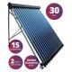 Solární kolektor vakuový trubicový HP 30 + montážní sada