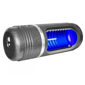 Ležatý dvouplášťový ohřívač vody 140 litrů KOSPEL