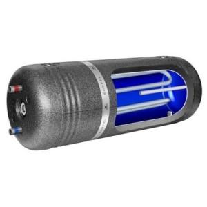Zásobník teplé vody 120 l vodorovně, 2 x spirála KOSPEL