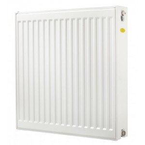 Ocelový deskový radiátor C22 600 x 600 boční