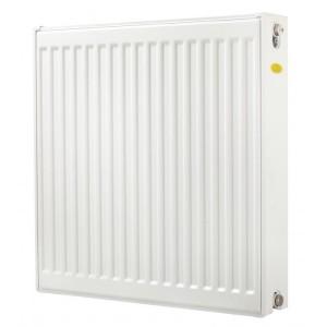 Радиатор стальной пластинчатый C22 600 x 600 боковой