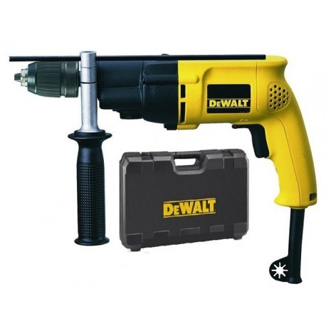 Wiertarka udarowa DEWALT 701 W, 13 mm z uchwytem kluczykowym