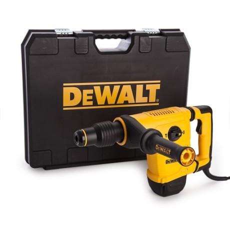 Młotowiertarka DEWALT, 2 aku 5 Ah XR 18 V, 2.1 J, SDS-Plus z silnikiem bezszczotkowym [DCH273P2]