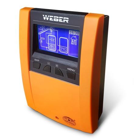 Контроллер для солнечных установок WEBER SOL Premium