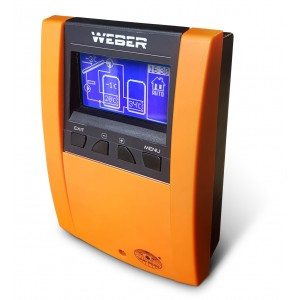 Sterownik solarny WEBER SOL Premium PWM