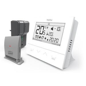 Термостат комнатный беспроводной 292-v2