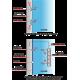 Hořčíková anoda (20-60L) 25x250