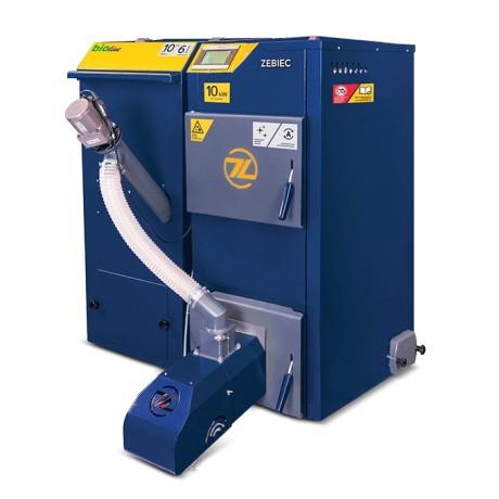 Kocioł pelletowy Zębiec AGAT 20 kW 5 KLASA
