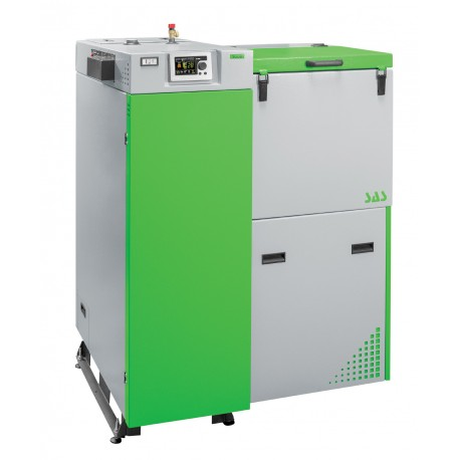 Kocioł na ekogroszek Sas SOLID 25 kW 5 KLASA