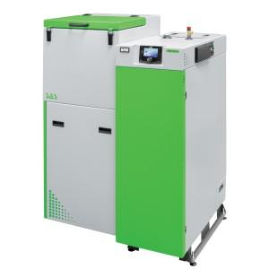 Kocioł na ekogroszek Sas BIO SOLID 25 kW 5 KLASA