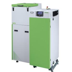 Kocioł na ekogroszek Sas SOLID 14 kW 5 KLASA