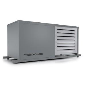 Pompa ciepła NEXUS 14 kW powietrze - woda