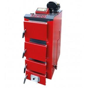 Kocioł stalowy KBO KMW-D 15kW sterowanie + wentylator