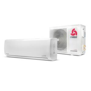 Klimatyzator ścienny split CHIGO Panel 169 White Pro 5,3 kW