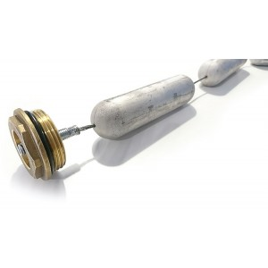 Anoda magnezowa łańcuchowa do emaliowanych zasobników c.w.u. - uniwersalna