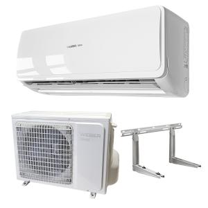 Nástěnná klimatizace WEBER CLIMA 3,6 kW split + držáky