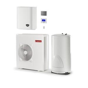 Pompa ciepła Ariston NIMBUS FLEX 70 S NET z zasobnikiem do c.o. i c.w.u.