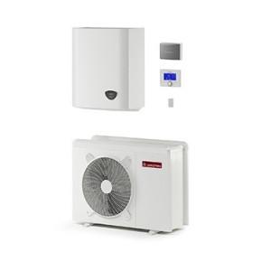Tepelné čerpadlo Ariston NIMBUS PLUS 50 S NET pro ústřední vytápění a horká voda