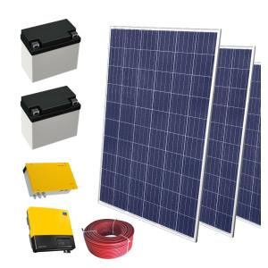 Zestaw fotowoltaiczny SELFA z akumulatorem OFF-GRID - 1,12 kW