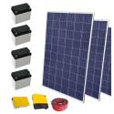 Zestaw fotowoltaiczny SELFA 2,8 kW OFF-GRID z 4 akumulatorami