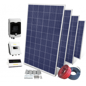 Zestaw fotowoltaiczny (fotovoltaiczny) 4,32 kW WEBER ON-GRID