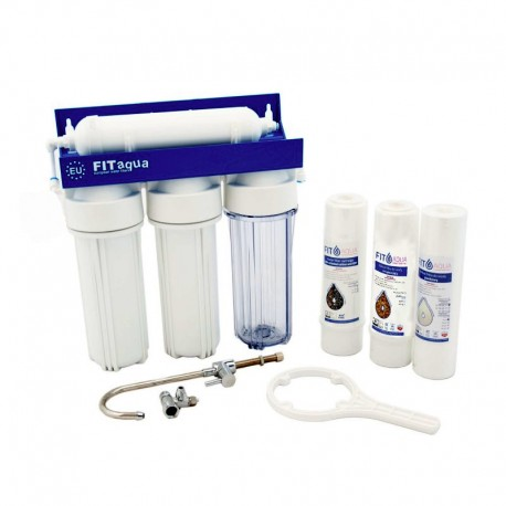 Filtr kuchenny 4-stopniowy specjalistyczny z ultrafiltracją (UF)