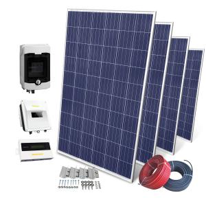 Fotovoltaická souprava WEBER 5,4 kW ON-GRID