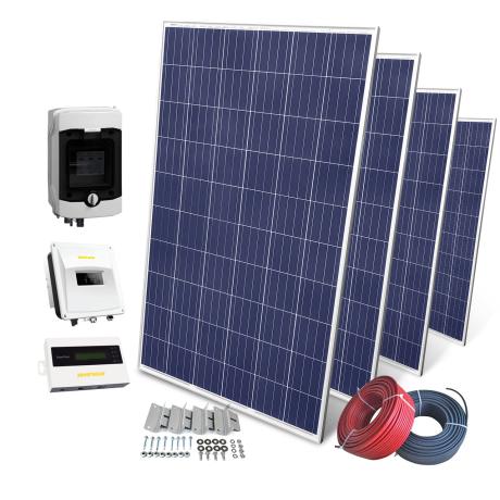 Zestaw fotovoltaiczny fotowoltaiczny 2,16 kW