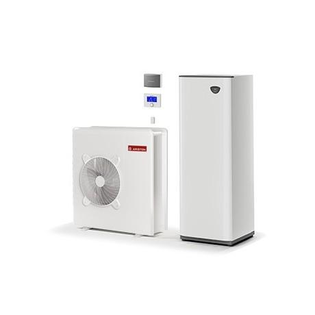 Tepelné čerpadlo Ariston NIMBUS COMPACT 50 S nádrž na horkou vodu pro ústřední vytápění a horká voda
