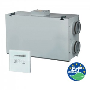 Rekuperator centrala wentylacyjna VENTS VUT 250 H mini 250 m3/h