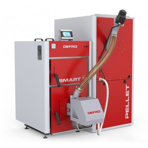 Kotel DEFRO Smart Ekopell 20 kW 5 třída