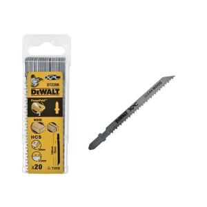 Zestaw brzeszczotów DeWalt XPC 100 mm, 2,5 mm, DT2206-QZ