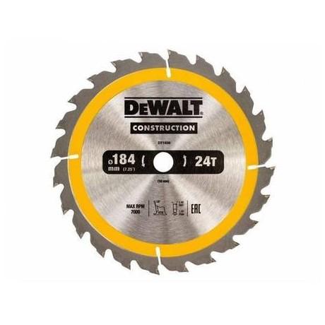 Tarcza tnąca DeWalt 165x16 mm 18T DT1938-QZ