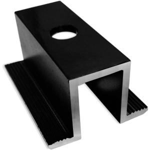 Klema środkowa PV 35 mm czarna