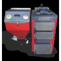 Котел с Подающим механизмом КВО 25 kW ECO CERAMIK 5 класс