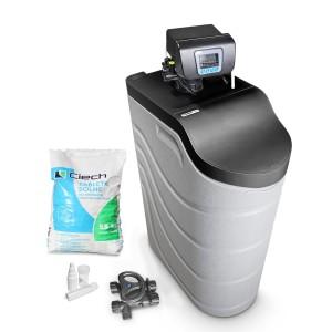 Změkčovač vody WEBER AQUA STANDARD XL 30 + sůl + tester vody