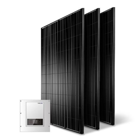 Zestaw fotowoltaiczny 9 kW ON-GRID